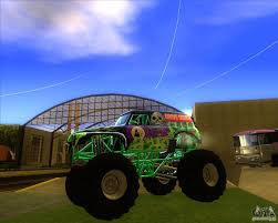 grave digger monster truck fabric grave digger for gta san andreas