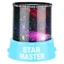 Light Projector Christmas by Romantic Blue Amazing Star Sky Universal Night Light Kid Chidren