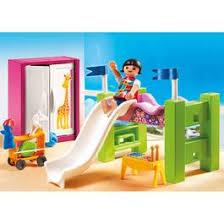 playmobil chambre parents playmobil city chambre d enfant avec lit mezzanine 5579