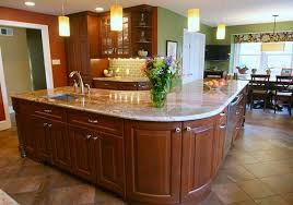 kitchen triangle shaped island ideas different shaped kitchen table in