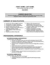 accounting resume templates accounting resume templates sles exles resume templates 101