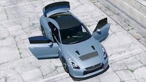 Nissan Gtr R35 - nissan gt r r35 tuning gta5 mods com