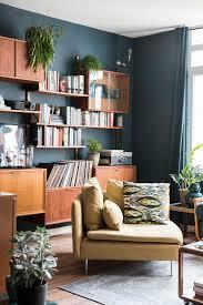 sarah u0027s wonderful moody antwerp abode living room in farrow and