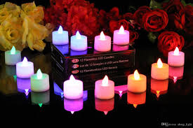 decor u0026 tips flameless led candle for flameless tea lights and
