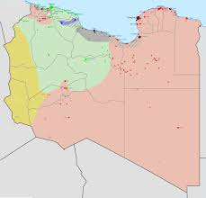 Map Of Libya The Islamic State In Libya Why It Matters Huffpost