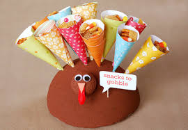 be different act normal thanksgiving snack holders turkey treats