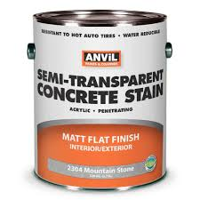 semi transparent stain the home depot 1 gal