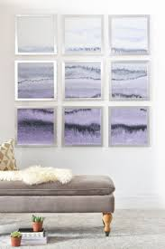 536 best walldecoration art prints poster more images on gorgeous framed wall mural by monika strigel within the tides in soft grey and lilac natural