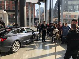 news about model3 on twitter
