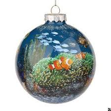 painted glass ornament ornaments painting