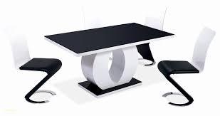 chaise design bureau table et chaise design 28 frais table chaise noir et blanc phe2