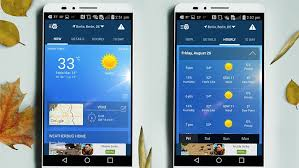 best android weather widget 10 best weather apps and widgets for android androidpit