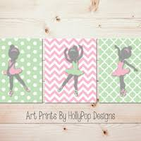 Pink And Green Nursery Decor Big Baby Pink Gray Nursery From Hollypop Designs