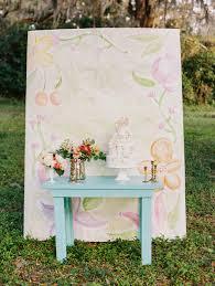 wedding backdrop hong kong watercolor wedding at after barn ruffled