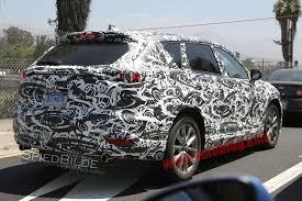 Audi Q5 Vs Mazda Cx 9 - vwvortex com 2017 mazda cx 9 spied debuting at la in november