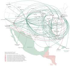 Delta Airlines Route Map by Airbus A320 World Airline News Page 6