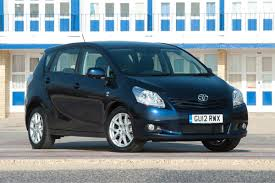 toyota verso 2009 car review honest john