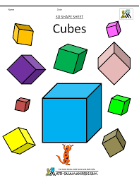 3 Dimensional Shapes Worksheets Top 87 Math Worksheets Clip Art Free Clipart Image