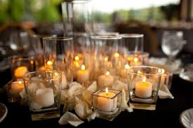 chic wedding candle table centerpieces 1000 images about candle