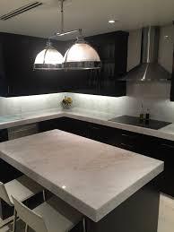 Kitchen Design Miami Mystery White Marble Slab Kitchen Countertop South Miami Kitchen