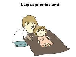 Sad Girlfriend Meme - how to care for a sad person album on imgur