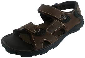 hush puppies men u0027s leather athletic u0026 outdoor sandals buy online