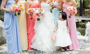 colored bridesmaid dresses wedding bridesmaid dresses are the necessary part for holding