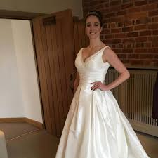 beautiful jessica modelling stella york 5987 our audrey gown