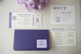 wedding invitations hawaii destination wedding at the modern honolulu in honolulu