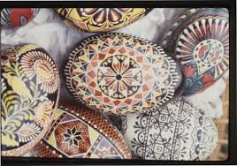 blown eggs decorating egg decorating kansapedia kansas historical society