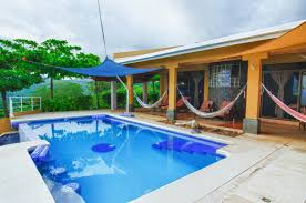 Pool Houses With Bars Vacation Rental Home In Beautiful Guanacaste Costa Rica