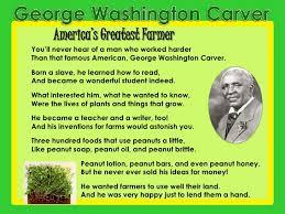 biography george washington carver george washington carver i m a peanut let me be su thinglink