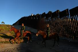 trump u s mexico border wall in pictures fortune