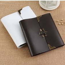 Handmade Leather Photo Albums Popular Leather Scrapbooks Buy Cheap Leather Scrapbooks Lots From