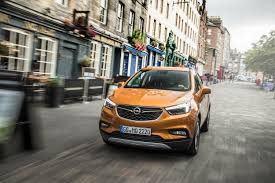 opel mokka two days in scotland with the new opel mokka x