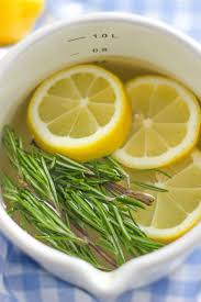 potpourri lemon and rosemary simmering stove top potpourri