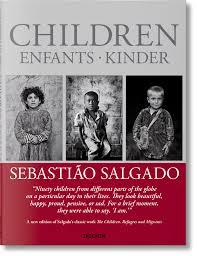 sebastião salgado children taschen books
