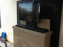 Pop Up Tv Cabinets Pop Up Tv Plans Hidden Lcd Plasma Cabinet Tv Lift