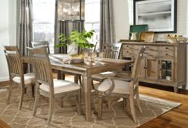 unique dining room set furniture awesome rustic dining room with unique leaf shape