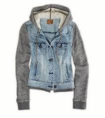jean sweater jacket jean jacket sweater on the hunt