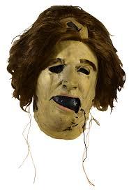 leatherface mask chainsaw leatherface 1974 costume