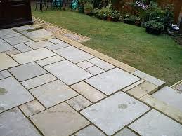 Limestone Patios Garden Design Northampton