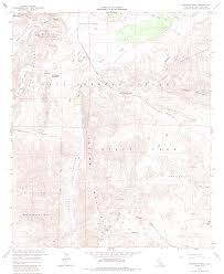 Tecate Mexico Map by Topographic Maps Of San Diego County California
