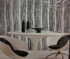 birch tree wallpaper design how to paint birch tree wallpaper