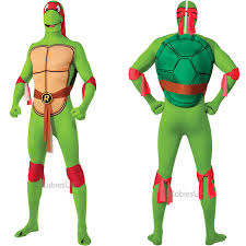 Ninja Turtle Halloween Costume Women Tmnt Teenage Mutant Ninja Turtles 2nd Skin Fancy Dress