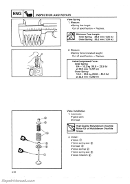 1986 1988 yamaha yfm225 moto 4 atv printed service manual