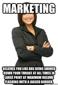 Meme Marketing - marketing memes quickmeme