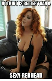 Meme Sexi - nothing is better than a sexy redhead meme on me me
