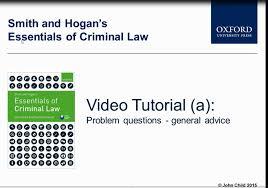 problem questions general advice smith and hogan u0027s essentials