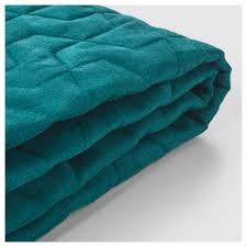 lycksele sleeper sofa slipcover vallarum turquoise ikea